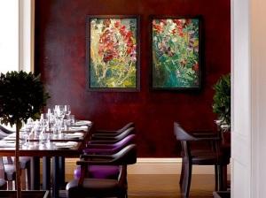 Angel Hotel Dining Room