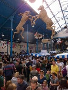 Abergavenny Food Festival - Market Hall low res