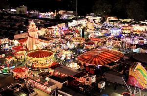 Nottingham Goose Fair