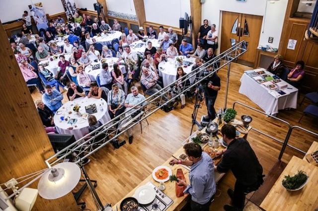Sneaky Treats4 1- copyright Abergaveny Food Festival - photographer Tim Woodier